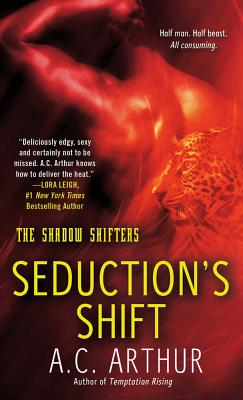 Seduction's Shift: A Paranormal Shapeshifter Werejaguar Romance (The Shadow Shifters #1) Cover Image