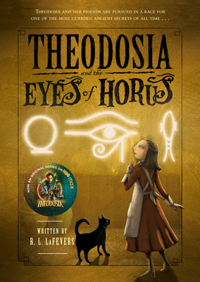 Theodosia and the Eyes of Horus (The Theodosia Series) Cover Image