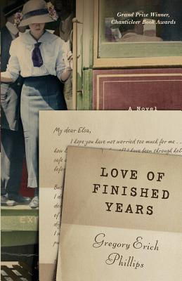 Love of Finished Years Cover Image