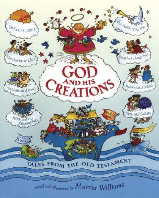 God and His Creations Cover