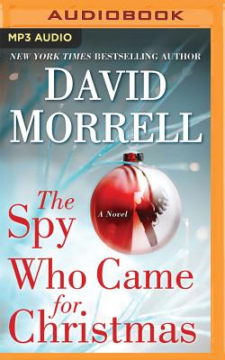 Cover for The Spy Who Came for Christmas