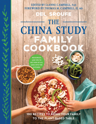 The China Study Family Cookbook Cover