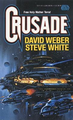 Crusade, Volume 2 (Starfire #2) Cover Image