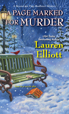 A Page Marked for Murder (A Beyond the Page Bookstore Mystery #5) Cover Image