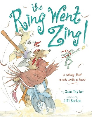 The Ring Went Zing! Cover