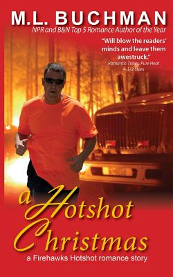 Cover for A Hotshot Christmas
