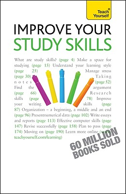 Improve Your Study Skills Cover Image