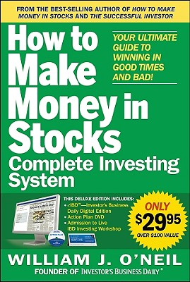 How to Make Money in Stocks Complete Investing System Cover