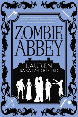 Cover for Zombie Abbey