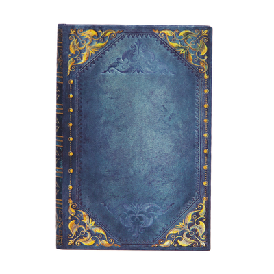 Paperblanks Peacock Punk Mini Address Book Cover Image