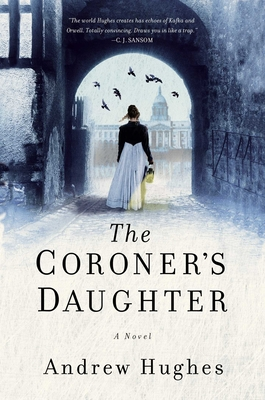 The Coroner's Daughter Cover Image