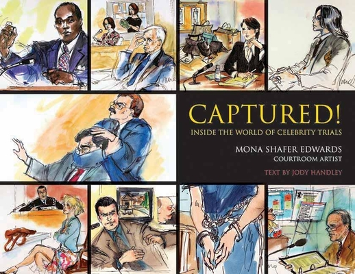 Cover for Captured!