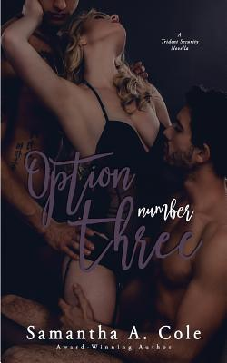 Cover for Option Number Three