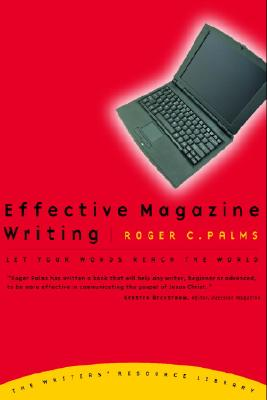 Effective Magazine Writing Cover