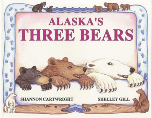 Alaska's Three Bears Cover Image