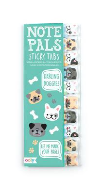 Note Pals Sticky Tabs - Darling Doggies Cover Image
