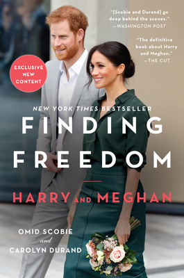 Finding Freedom: Harry and Meghan Cover Image