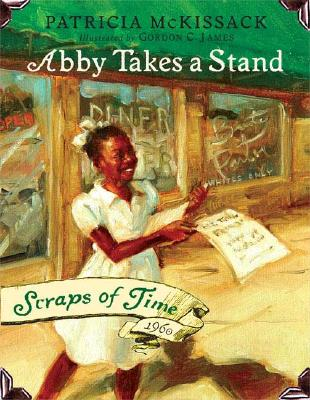 Abby Takes a Stand Cover