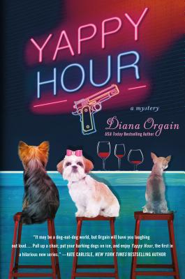 Yappy Hour: A Mystery Cover Image