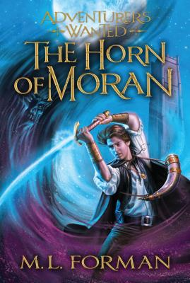 Cover for The Horn of Moran, Volume 2 (Adventurers Wanted #2)