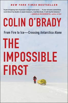 Impossible First cover image