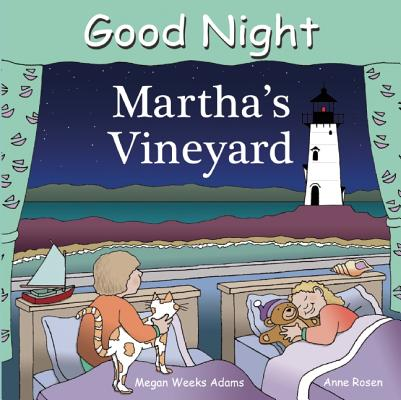 Good Night Martha's Vineyard (Good Night Our World) Cover Image