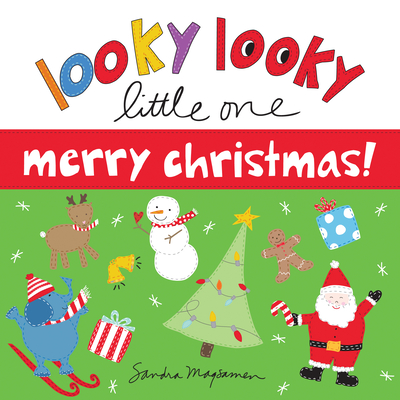 Looky Looky Little One Merry Christmas Cover Image