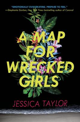 A Map for Wrecked Girls Cover Image