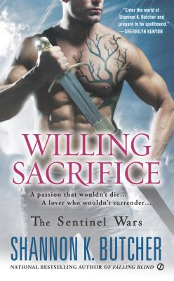 Willing Sacrifice: The Sentinel Wars Cover Image