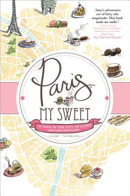Paris, My Sweet Cover
