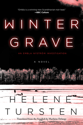 Winter Grave (An Embla Nyström Investigation #2) Cover Image