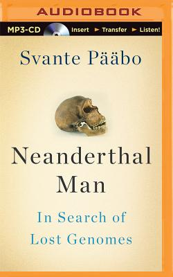 Cover for Neanderthal Man