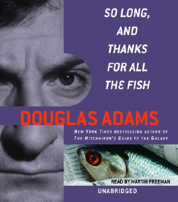 So long and thanks for all the fish compact disc for Thanks for all the fish