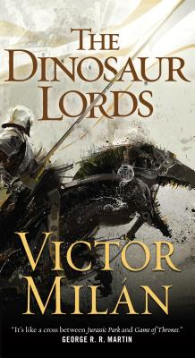 Cover for The Dinosaur Lords