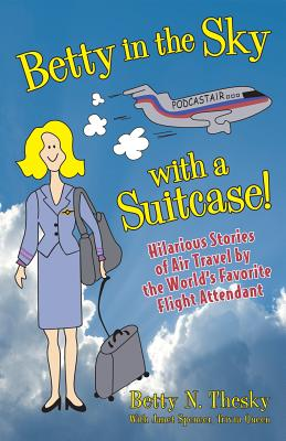 Betty in the Sky with a Suitcase Cover Image