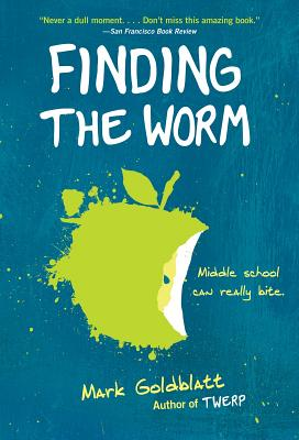 Finding the Worm (Twerp Sequel) (Twerp Series #2) Cover Image