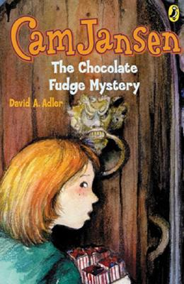 Cam Jansen: the Chocolate Fudge Mystery #14 Cover Image