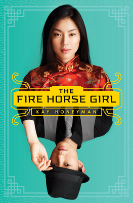 The Fire Horse Girl Cover Image