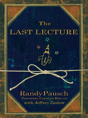 The Last Lecture Cover Image