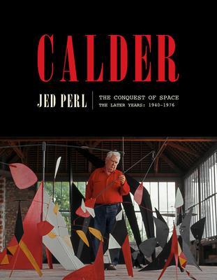Cover for Calder