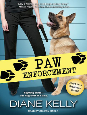 Paw Enforcement Cover Image
