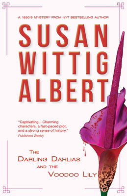 The Darling Dahlias and the Voodoo Lily Cover Image