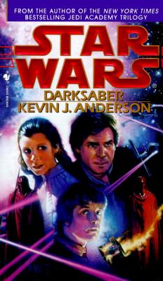 Darksaber Cover