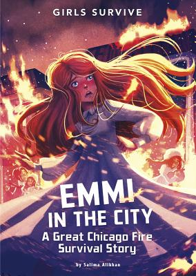 Emmi in the City: A Great Chicago Fire Survival Story Cover Image