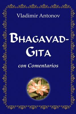 Bhagavad-Gita con comentarios Cover Image