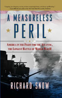 A Measureless Peril Cover