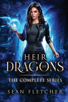 Heir of Dragons: The Complete Series Cover Image