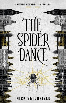 The Spider Dance Cover Image