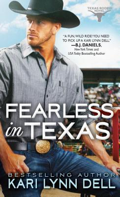 Cover for Fearless in Texas (Texas Rodeo #4)