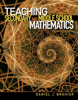 Brahier: Teach Secon MIDDL Schoo M_4 Cover Image